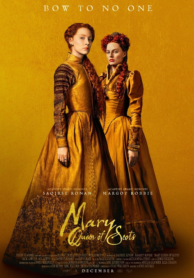 Mary Queen Of Scots Coolconnections